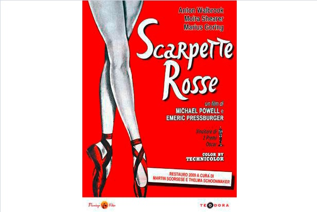 the red shoes scarpette rosse di powell pressburger casa del cinema casa del cinema